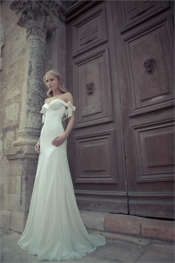 יאקי רביד - Bride collection 2012 #10