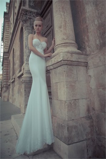 יאקי רביד - Bride collection 2012 #11
