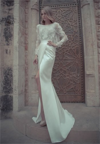 יאקי רביד - Bride collection 2012 #12